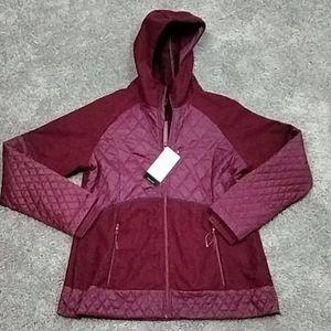 NWT Women's hybrid jacket size XL